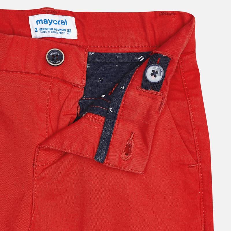 Παιδικό παντελόνι μακρύ slim-fit Mayoral 20-00512-056