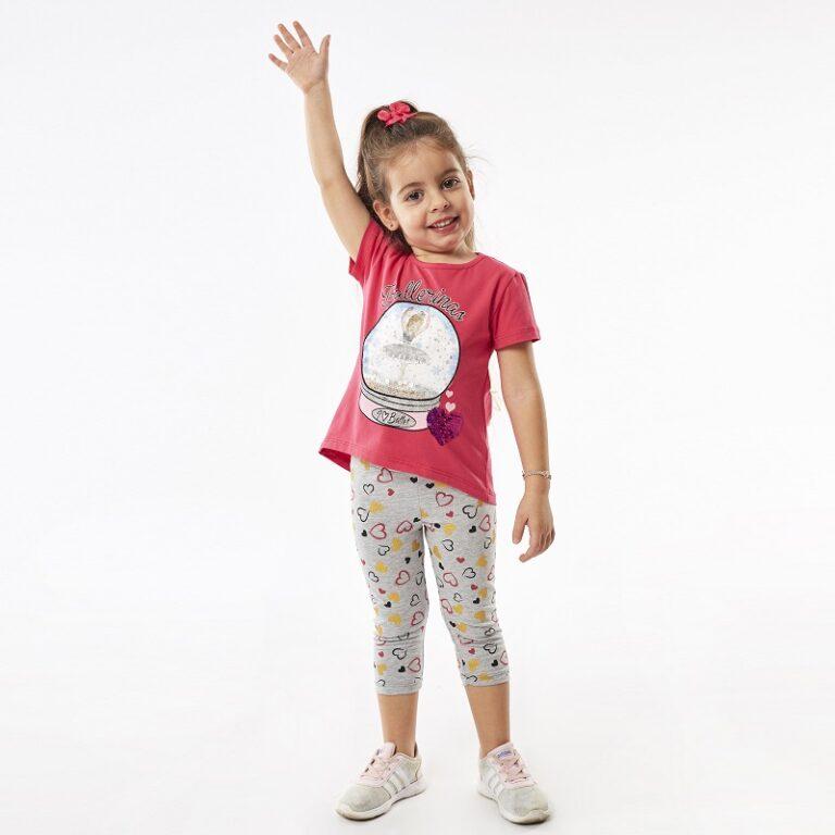 Παιδικό σετ κολάν μπλούζα EBITA 214204