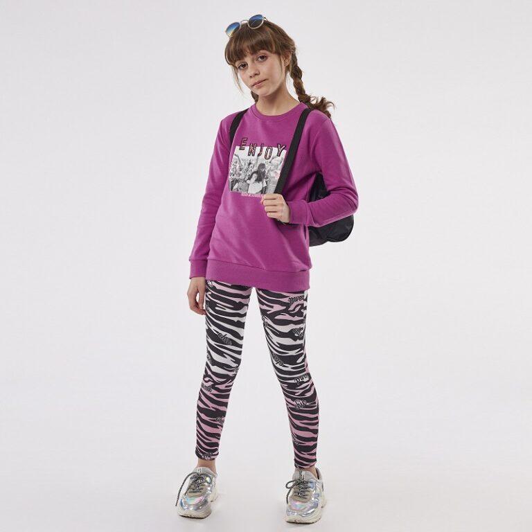 Παιδικό σετ κολάν μπλούζα EBITA 215130B