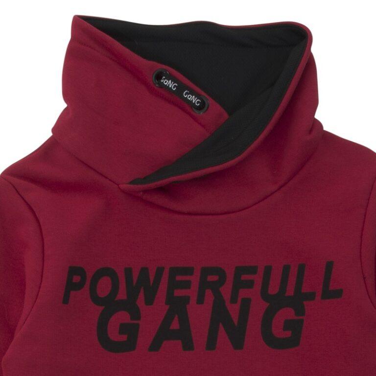 Παιδικό σετ φόρμα φούτερ Gang 221601